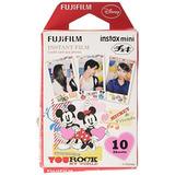Fujifilm Instax Mini Instant Film Mickey & Friends -10 Sheet