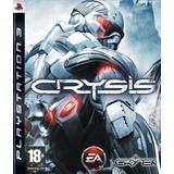 Crysis Ps3 Español - Entrega Inmediata
