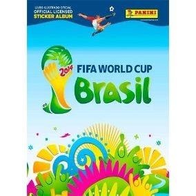 Promoção Álbum Copa Do Mundo 2014 - Ed. Panini - Brochura