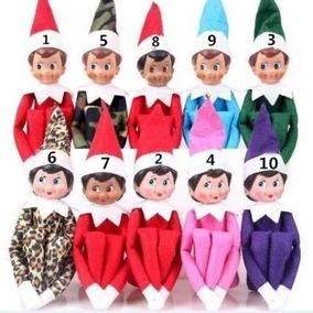 Elf On The Shelf Duende Magico De Navidad Elfo Santa Claus