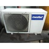 Central Ar Condicionado Split Comfee 7000 Btus Funcionando