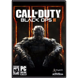 Call Of Duty Black Ops Ill 3 - Pc - Nuevo Y Sellado