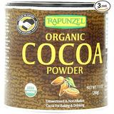 Rapunzel Orgánico Puro Cacao En Polvo, Paquetes De 7.1 Onzas
