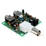 Qrp Cw 40m Kit Diy Para Armar Receptor Y Transmisor Radio