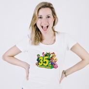 Super Mario Bros 35 Años - Remera - Ranglan / Modal