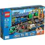 Lego 60052 Tren De Carga, City, Control Remoto