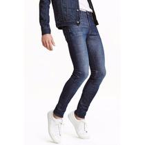 Lote De 4 Jeans Super Skinny Varias Marcas Envio Gratis