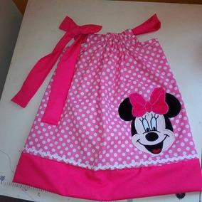 Vestidos Niña Bebe De Minnie Peppa Princesa Sofia Coquito