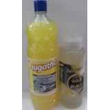 Detergente Automotivo (lava-auto) 1l + Pretinho 0,5l Jugatha