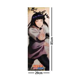 Naruto Shipuden Poster Largo Plastificado Hinata Hyuga