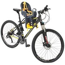 Bicicleta Asiento De Bicicleta Para Niños Y Bebés Delante B