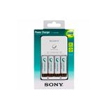 Sony Cargador De Pilas C/4 Pilas Aa 2500mah