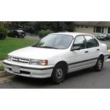 Manual De Taller Toyota Tercel 1991-1994 Envio Gratis