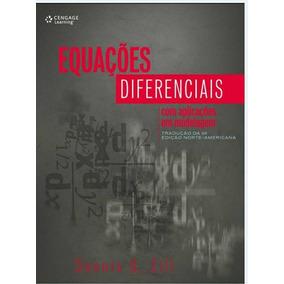 Exercícios Resolvidos Equações Diferenciais Dennis Zill 9ª