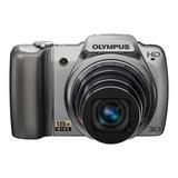 Camara Olympus Sz 10 Silver 14mp 18x Wide Optical Zoom 3 090