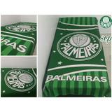 Colcha Solteiro Palmeiras