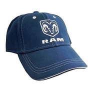 Logotipo De Dodge Ram Gorra De Béisbol Azul Gorra De Béisbol