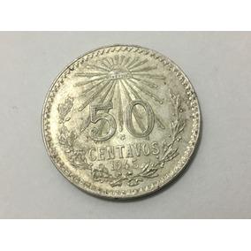50 Centavos Resplandor 1945