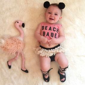 9f0bb15c87 Moda Para Bebe Niña Hermoso Paquete 5 Outfit 6m Por  1500 ·   1