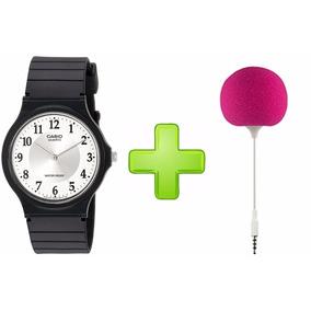 Reloj Casio + Bocina Portátil