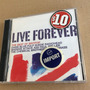 Live Forever - The Best Of Britpop - 2cd - Inglês