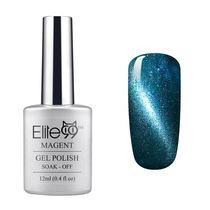 Elite 99, Gelish, Cat Eye, Esmalte Magnetico De Gel 6579
