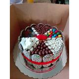 *torta Candy* Con Biscochelo Casero