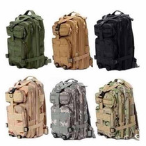 Mochila Backpack Militar Tactica Camuflajeado Envio Gratis!!