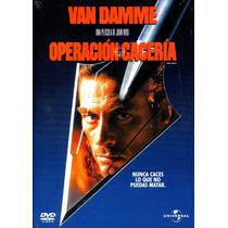 Dvd Operacion Caceria ( Hard Target ) 1993 - John Woo / Jean