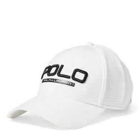 Gorra Polo Ralph Lauren Para Caballero 100% Original Blanca!