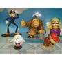 Mario Diddy Kong Donkey Kong Goomba Boos Waluigi Wario