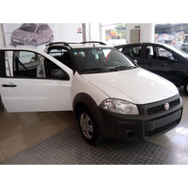 Fiat Strada Working Cabina Doble-anticipo $50.000 Y Cuotas