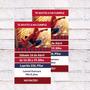 Invitaciones Hombre Araña X10