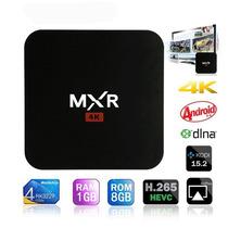 Smart Tv Box Android Tv Quad Core Netflix Youtube 4.4 Mxr 4k