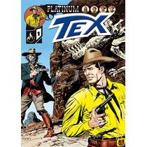 Revista Tex Platinum 01 O Caçador De Fósseis Mythos Editora