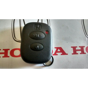 Controle Alarme Civic 01/06 Fit 03/08 Original Honda