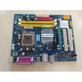 Placa Mãe Lga 775 Para Computador Gigabyte Ga-945gcm-s2c
