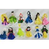 Moños De Las Princesas De Disney