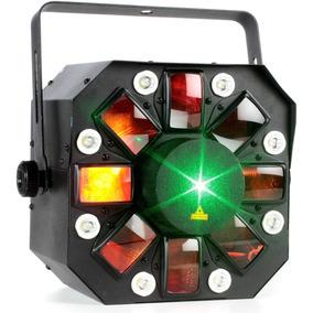 Equipo Led Multiefecto 3 En 1 Con Laser, Chauvet Swarm 5 Fx
