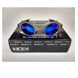 Oculos Oakley Mars Medusa X-metal Azul +certificado+teste 1983491e4c