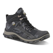 Bota Coturno Adventure Tiger Adaption Preto