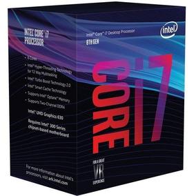 Processador Intel Core I7 8700 3,20 Ghz Lga 1151 8ª Geração