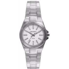 6c445be2a32 Relogio Oriente Prata Feminino - Relógio Masculino no Mercado Livre ...