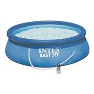 Pileta Intex Easy Set Redonda Aro Inflable Niños Premium
