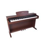 Piano Digital Walters Dk-100b, Color Café