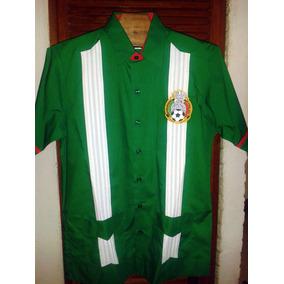 Guayabera Selección Mexicana