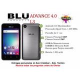 Telefono Blu Advance 4.0 L3 Android 6 ((nuevo))