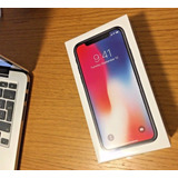 Apple Iphone X 256gb 64gb Nuevo Sellado Por Fabricante