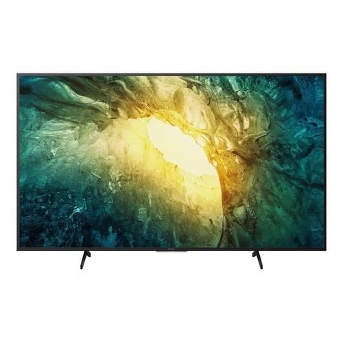 "Smart TV Sony Bravia KD55X750H/A DLED 4K 55"" 110V/240V"