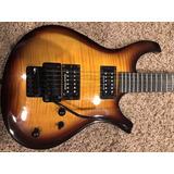 Guitarra Eléctrica Parker Pdf80 Con Floyd Rose Hot Rodded